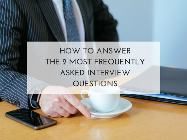 How to answer the 2 most frequently asked interview questions. Fay Wallis. Bright Sky HR