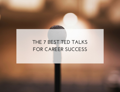 The 7 Best TED Talks for Career Success