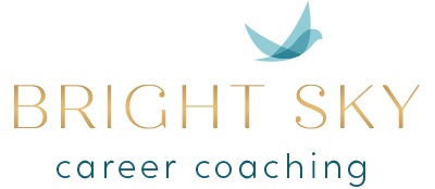 Bright Sky Career Coaching Logo